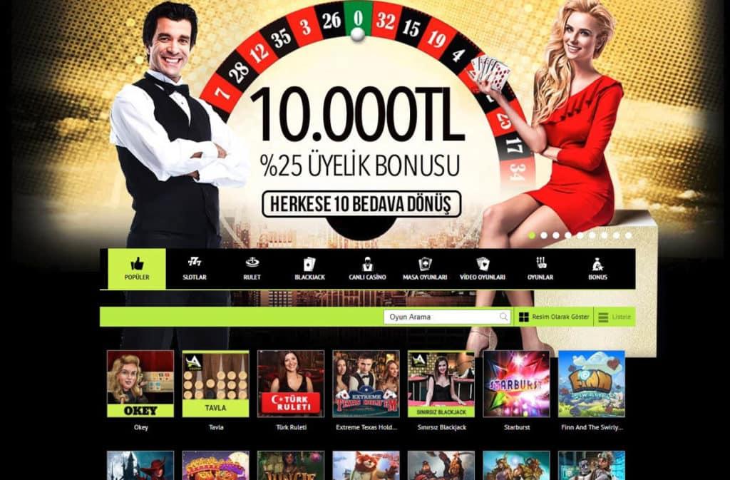 Anadolu Casino Sitesi
