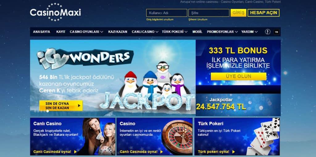 Casino Bonuslari - Bedava ve Ucretsiz Oyna