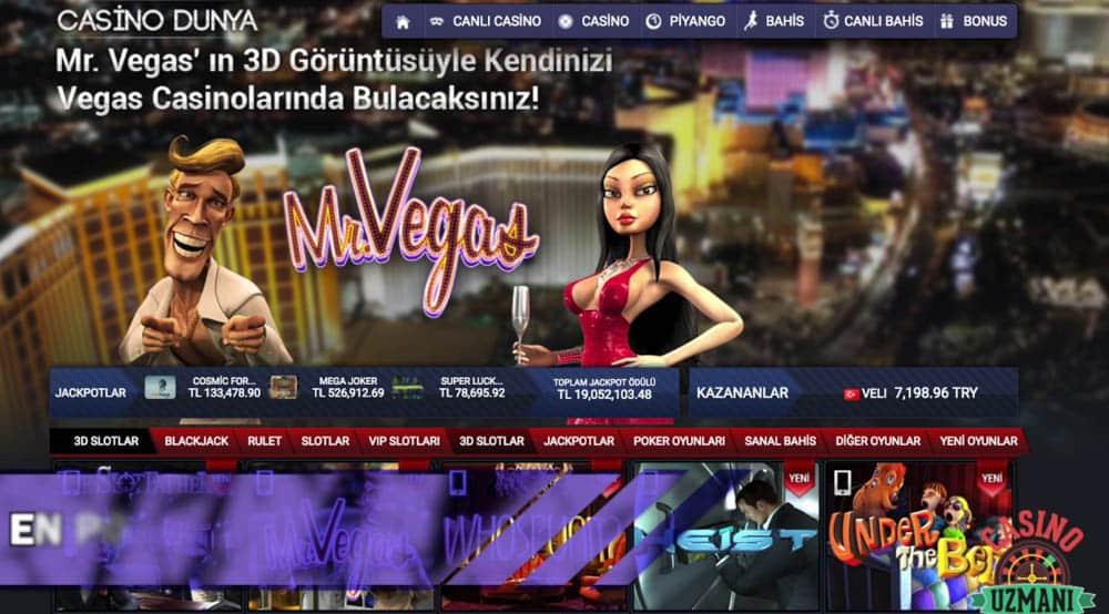 Casino Dunya Casino