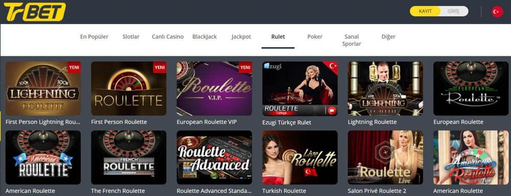 Casino Oyunlari Nelerdir